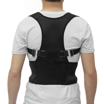 Adjustable Posture Hunchbacked Corrector Lumbar Back Support