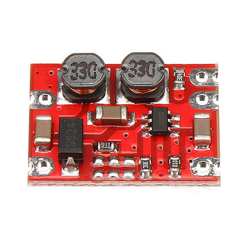 3pcs DC-DC 2.5V-15V to 3.3V Fixed Output Automatic Buck Boost Step Up Step Down Power Supply Module For Arduino