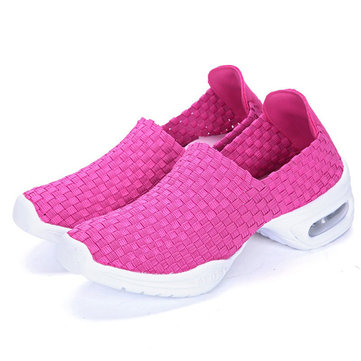 Handmade Knitting Outdoor Shoes For Women