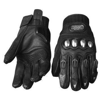 Full Finger Safety Bike Motorcycle Racing Gloves for Pro-biker MCS-06