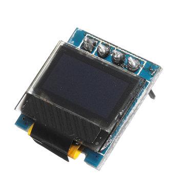 0.49 İnç OLED Ekran Modül 64x32 Ekran I2C IIC SSD1306 Süper Parlak için Arduino AVR STM32