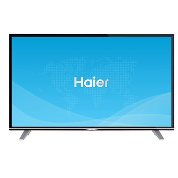 Haier U55H7000 55 Inch DVB-T/T2/S/S2/C WIFI Bluetooth H.265 HDR Smart TV Support Netflix 4K Dolby Digital Plus DTS HD Television