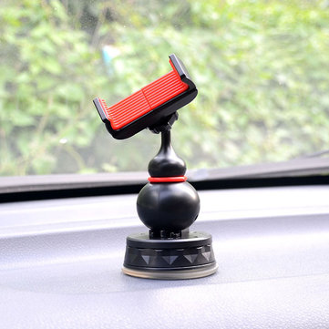 Car Phone Holder Car Navigation Cell Phone Holder Stand Mounted Support