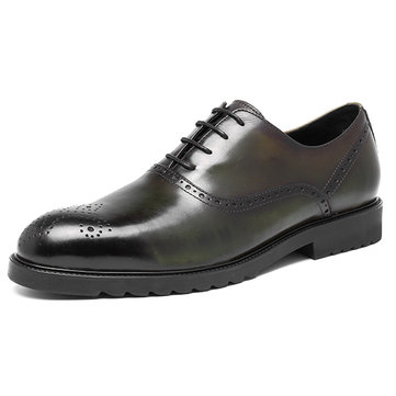 Men Comfy Business Shoes