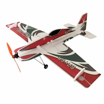Bayer Model Edge 540 800mm Wingspan EPP 3D Aerobatic RC Airplane KIT With Landing Gear