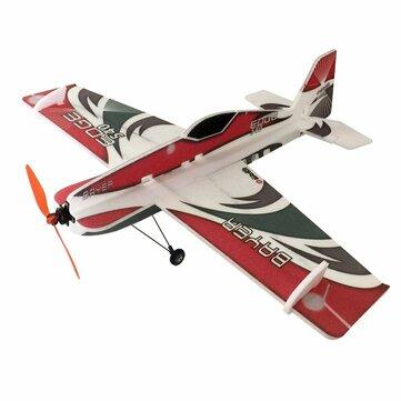 Bayer Model Edge 540 800mm Wingspan EPP 3D Aerobatic RC Airplane KIT With Landing Gear