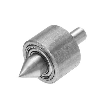​Machifit 6mm Shank Revolving Center Live Center for Mini Lathe