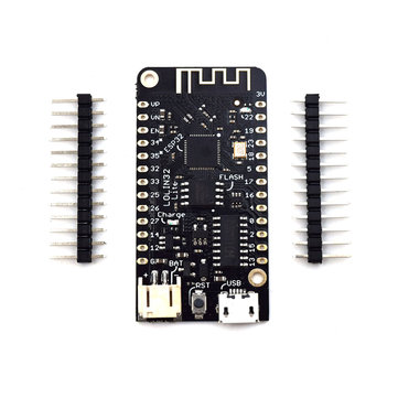 Wemos® LOLIN32 Lite V1.0.0 Wifi & Bluetooth Board Based ESP-32 Rev1 MicroPython 4MB FLASH
