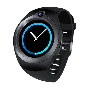 ZGPAX S216 1.3inch MTK6580M Android 3G GPS WIFI Heart Rate Monitor Sport bluetooth Smart Watch