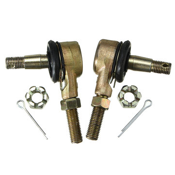 Pair Tie Rod End Kit for Yamaha Banshee 350 YFZ350 1997-2006