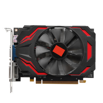 AMD R7 350 4GB GDDR5 128Bit Graphics Card 825MHz Gaming Video Graphics Card