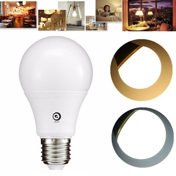 Digoo Lark Series E27 E26 High PF Top Quality 3W 5W 7W LED Globe Bulb Home Lighting AC85-265V