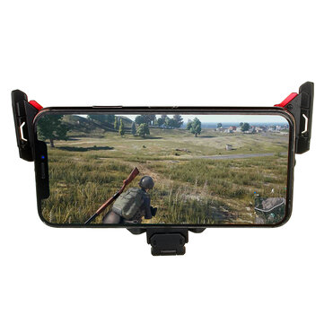 James Donkey CRABⅡ Jysticks Gamepad Game Handle Fire Trigger Button for PUBG Mobile Game Holder for Phone