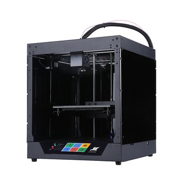 Flyingbear® Ghost FDM Metal 3D Printer 230*230*210mm Printing Size Support WIFI Connect/4.3 inch Color Touch Screen/Filament Runout Sensor/Power Resume Function/Fast Assembly