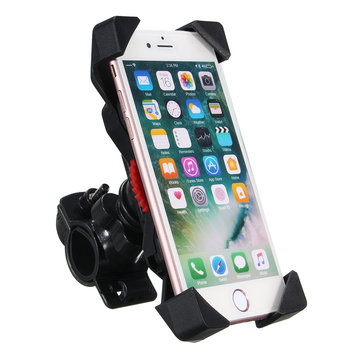 Motorcycle Holder Bike Bicycle Handlebar Mount Mobile Phone Stand for 4.5-7 inches Phone