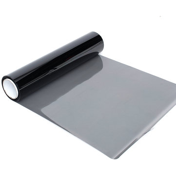50cmx60m 50% VLT Black Car Home Glass Window Tint Tinting Film Vinyl Roll Home