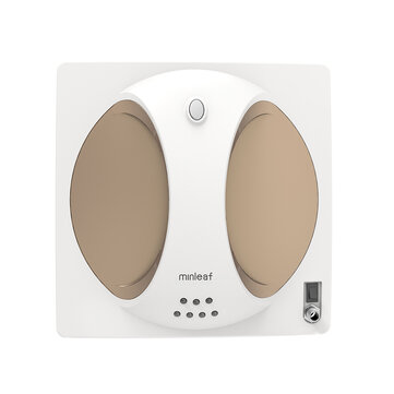 Minleaf ML-WS1 Window Cleaning Robot Vacuum Cleaner 2800Pa Strong Suction Intelligent Cleaning Path Low Noise