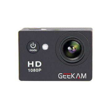 GEEKAM N9 Waterproof WiFi Actioncamera Sport DV 1080P Full HD Ultra-Wide Fisheye Len