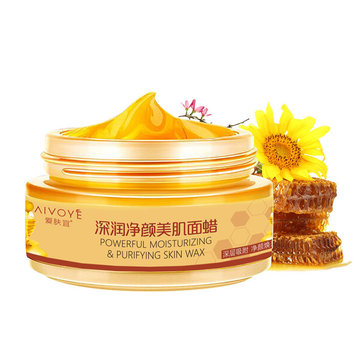 120g Honey Facial Wax Extract Mositurizing Blackhead Remove