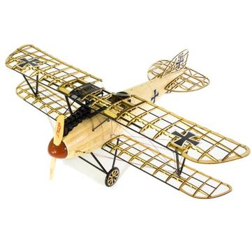 Albatross D.III German Fighter 492mm Balsa Wood Airplane Handicrafts (20% off Coupon: 12air)