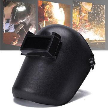 電気調整可能な溶接ヘルメット溶接アルゴンアークヘッドマウントマスク
