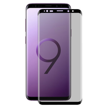 Enkay Anti Spy 3D Curved Full Screen Tempered Glass Screen Protector For Samsung Galaxy S9 Plus