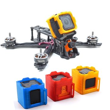 GEPRC 3D Printed Camera Protective Case For GoPro Session/Foxeer Box Sport CAM For RC Racing Drone