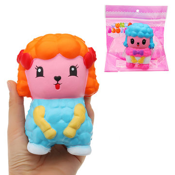 Boy Girl Doll Squishy 9*12CM Slow Rising With Packaging Collection Gift Soft Toy