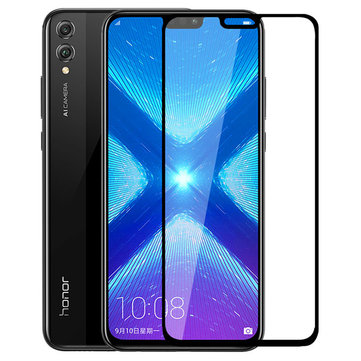 Bakeey Anti-explosion Full Cover Tempered Glass Screen Protector for Huawei Honor 8X