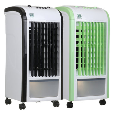 220v 60W Air Conditioner Evaporative Air Cooler Fan Conditioner with Humidifier Air Purifier