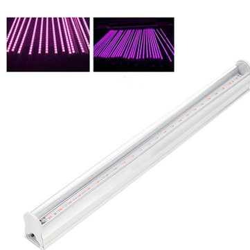 5W T5 Full Spectrum LED Grow Light Tube Hydroponic Plant Vegetable Lamp AC85-265V