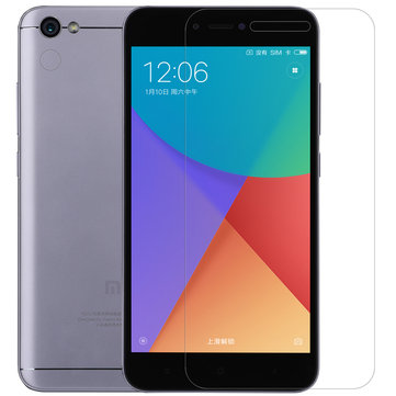 Nillkin Clear Soft Screen Protector For Xiaomi Redmi Note 5A/Xiaomi Redmi Note 5A Global Edition