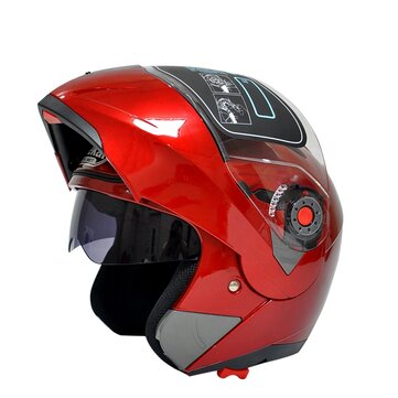JIEKAI 105 Full Face Motorcycle Racing Helmet Dual Visor Helmet