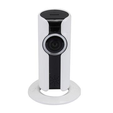 180°パノラマ魚眼カメラIPカメラ無線LANセキュリティ監視カメラVR 3D Cam