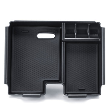 Car Central Console Armrest Storage Box Arm Rest Tray Container Holder for Range Rover Evoque 2014-2