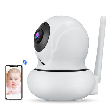 Wanscam K21 1080P WiFi IP Camera 3X Zoom Face Detection Camera P2P Baby Monitor Video Recorder