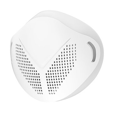 KALOAD Smart PM2.5 Real-time Monitoring Active Air-type Anti-fog Haze Intelligent Clean Mask