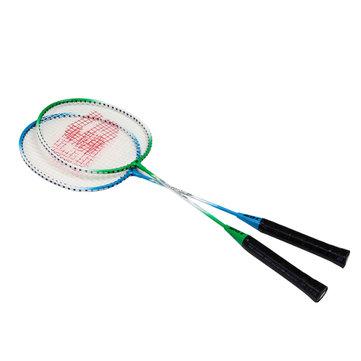 SUPER-K Steel Badminton Racket Professional Light Weight Competition Racket