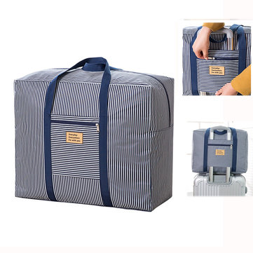 Women Men Oxford Cloth Waterproof Travel Stroage Bag Luggage Bag