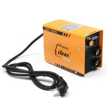Portable MINI IGBT ZX7-200 Full Copper Core DC Inverter 200A ARC Welding Machine
