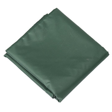 190*125*80cm Snooker Table Cover Full Drop Waterproof Prevent Snow Rain Dust