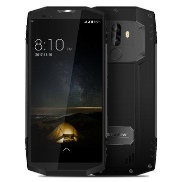 BlackviewBV9000Pro5.7인치IP68 코닝 고릴라 유리 5 6GB 램 128GB ROM Helio P25 4G 스마트폰