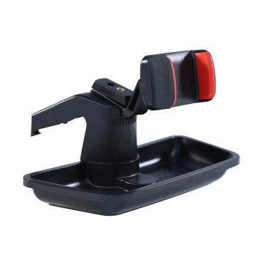 Car Dashboard Holder Phone Stand Car Mobile Bracket 360 Degree Rotation for Wrangler Special