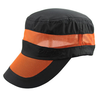 Men Women Summer Hollow Breathable Baseball Cap Quick Drying Outdooors Sport Golf Visor Snapback Hat