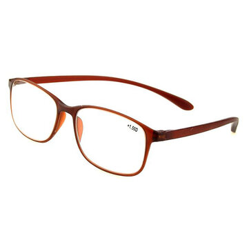 Men Women TR90 Flexible Ultra-light Reading Glasses