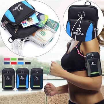 Multifunctional Durable Sports Running Outdoor Waist Arm Bags Shoulder Bag Crossbody Bags