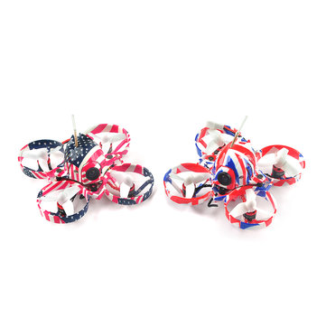 Eachine US65 UK65 65mm Whoop FPV Racing Drone BNF Crazybee F3 Flight...