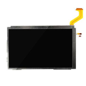 LCD Ekran Ekran Üst Üstteki Yedek Monitör Nintendo 3DS XL İçin Onarım Parçası