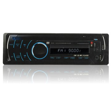 Car Video Audio WMA DVD VCD CD MP4 MP3 USB Player AM FM
