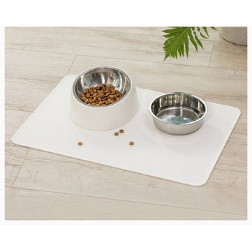 Xiaomi mijia Large Size Waterproof FDA Grade Silicone Dog Food Pad Mat Feeding Tray for Pet